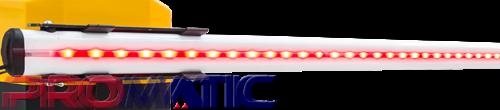 PLUMA BARRERA CLASSIC SEG 3.30MT CON LED